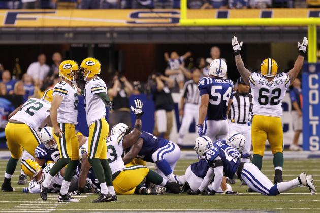 Packers vs. Colts: TV Schedule, Live Stream, Spread Info, Game Time and More