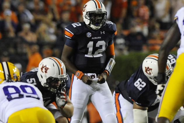 Auburn Football: Jonathan Wallace Playing Time a Wake-Up Call to Kiehl Frazier?