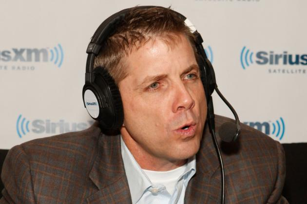Sean Payton Won't Talk About Coaching Cowboys, and More NFC East News