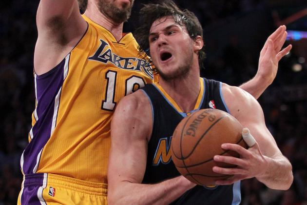 Nuggets Forward Danilo Gallinari Aims for More Production This Season