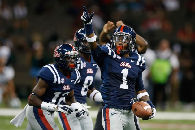 Ole Miss Rebels Game Plan to Beat the Texas A&M Aggies
