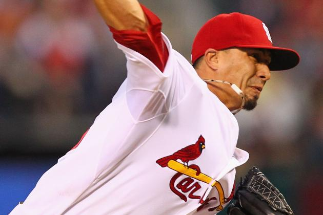Lohse Gets 'deserved' Playoff Start vs. Atlanta