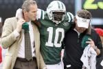 Santonio Holmes 'Almost Certainly' Out for Season