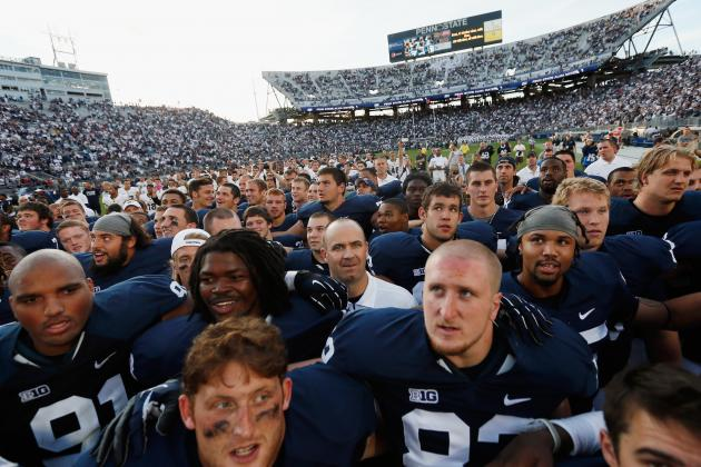 Why PSU Winning the Big Ten Leaders Division Wouldn't Be Terrible for CFB