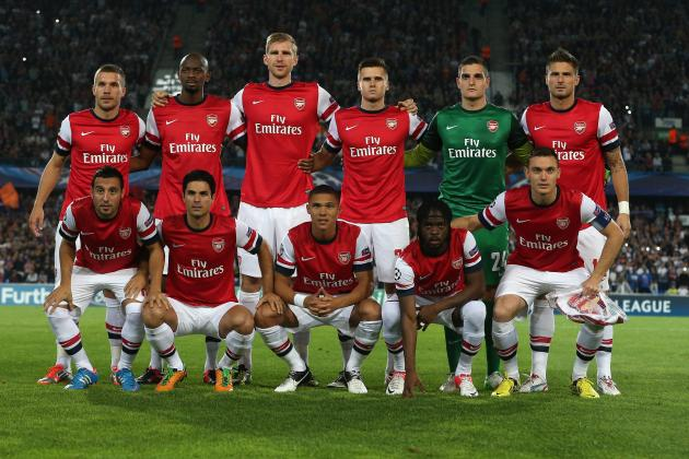 Arsenal vs. Olympiakos Live Stream: Online Info for Champions League Match