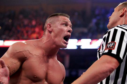 WWE: Is John Cena's Run on Top Nearing the End?