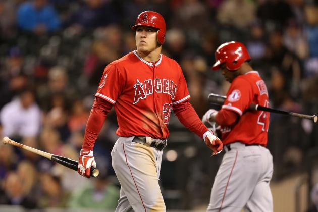 Angels GM Doesn't Regret Leaving Mike Trout in Minors for 20 Games