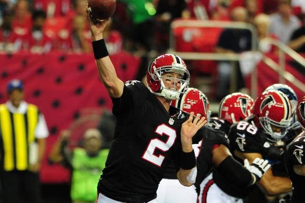Atlanta Falcons Hold NFL's POP Score Top Spot as League's Most Efficient Offense