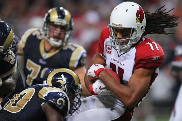 Arizona Cardinals at St. Louis Rams: Predicting Winners of Game's 3 Key Duels