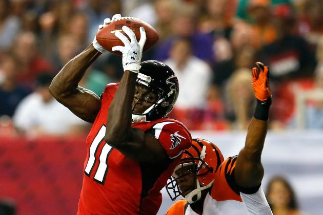 Should Browns Have Drafted Julio Jones?