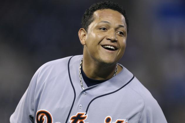 Baseball Triple Crown 2012: Miguel Cabrera's Feat Would Provide Big Boost to MLB