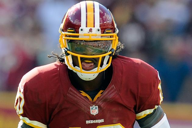 Robert Griffin III: Projecting Redskins QB's Week 5 Fantasy Output vs. Falcons