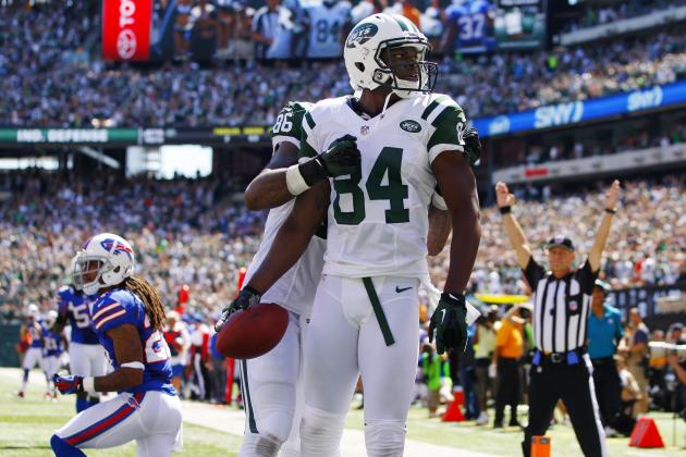 Stephen Hill: Fantasy Pickups to Start in Place of Banged-Up Jets WR in Week 5