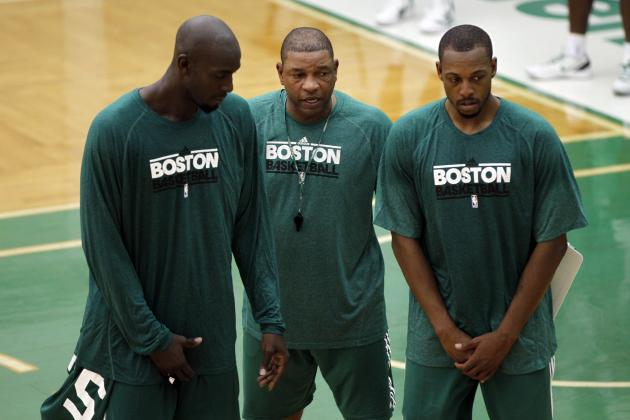 Paul Pierce Actually Thought About Leaving Celtics