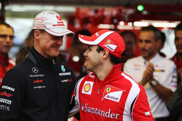 Will Michael Schumacher Replace Felipe Massa to Close out His Career at Ferrari?
