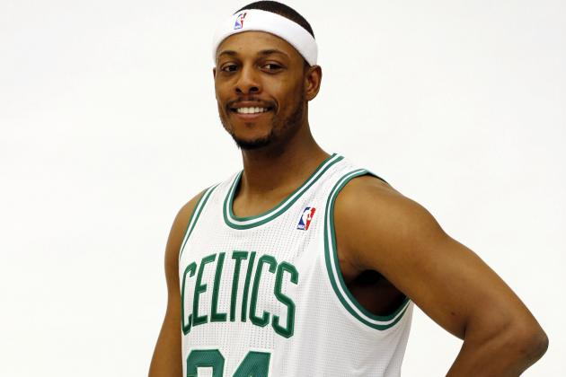 Pierce Considers Working for C's After Playing Days
