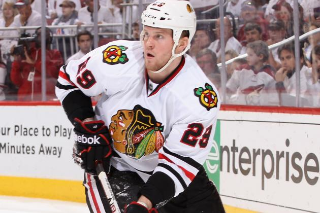 Blackhawks' Bickell to Play in Europe