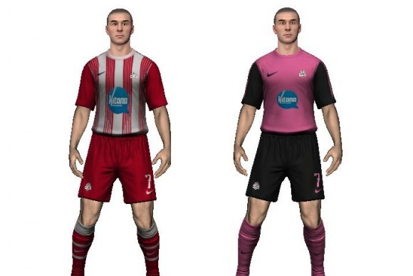 FIFA 13: Exploring Customization Options In Creation Centre