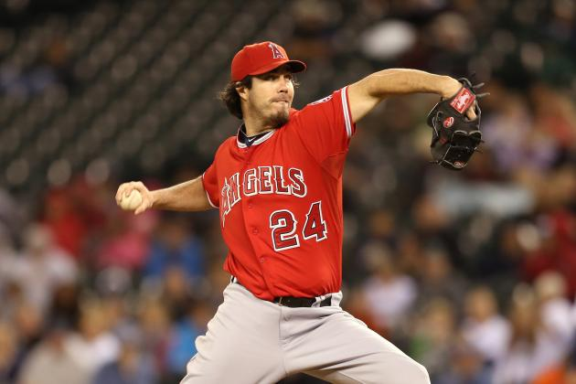 Dan Haren Feels 'Guilty' About Poor Performance