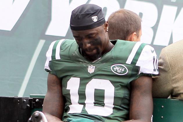 Santonio Holmes Injury: Updates on Jets WR's Foot