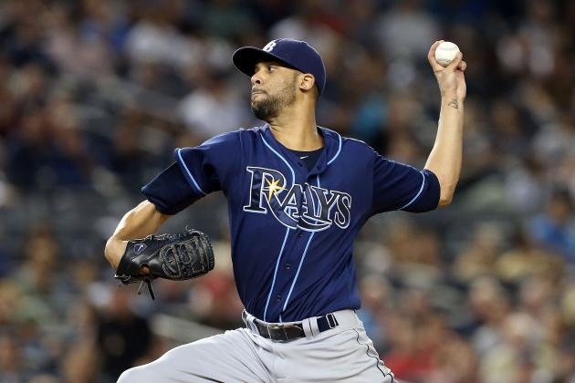 David Price Wins American League ERA Title to Cap Cy Young-Caliber Season