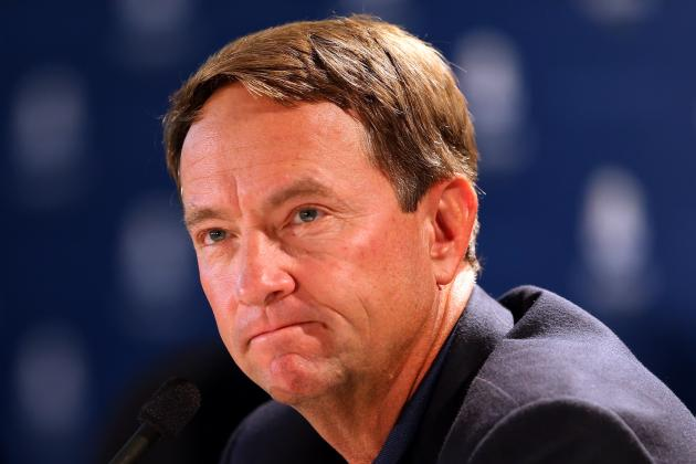 Ryder Cup Collapse Opens Davis Love III to Plenty of Second-Guessing