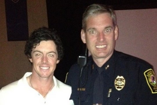 Meet Cop Who Gave Rory Ride