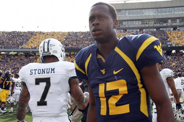 West Virginia's Geno Smith on Heisman Hype: