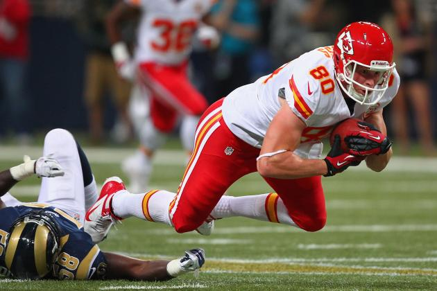 Kevin Boss Placed on Injured Reserve and Other AFC West News