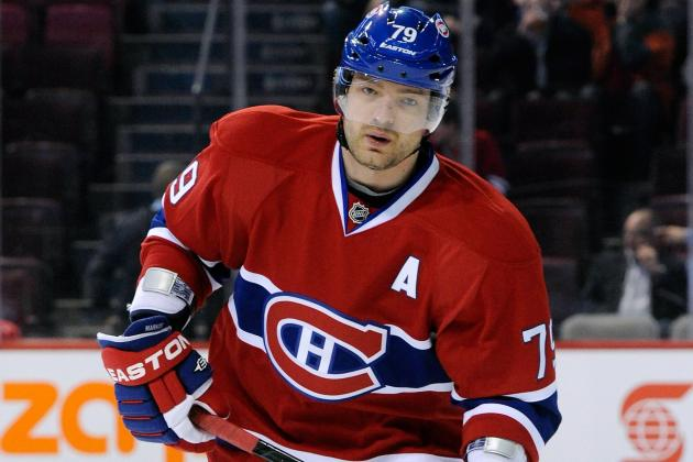 KHL: Montreal's Markov Signs for Vityaz