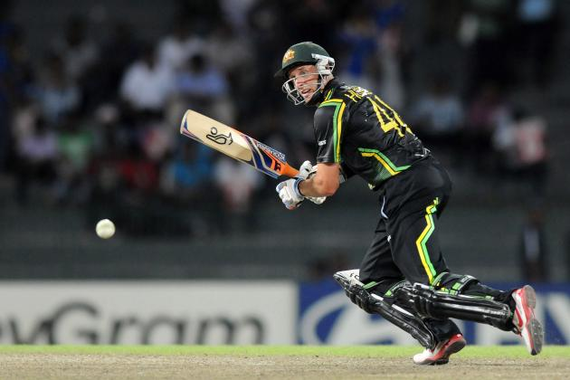 T20 World Cup 2012: Semifinals Schedule and Latest Championship Odds