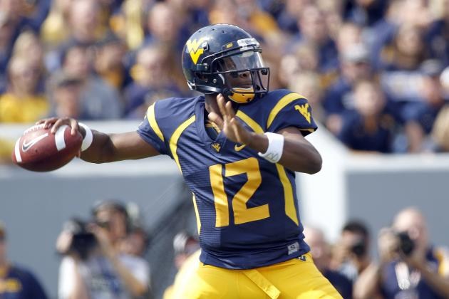West Virginia vs. Texas: Predicting How Geno Smith Will Fare vs. Longhorns