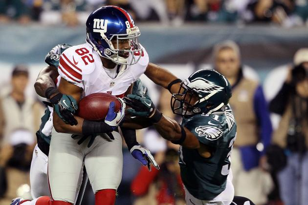 Rueben Randle: Why New York's Rookie Receiver Is Not Ready to Make an Impact