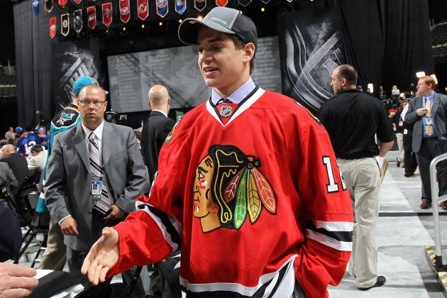Chicago Blackhawks: Forward Prospect Vince Hinostroza Starts Strong