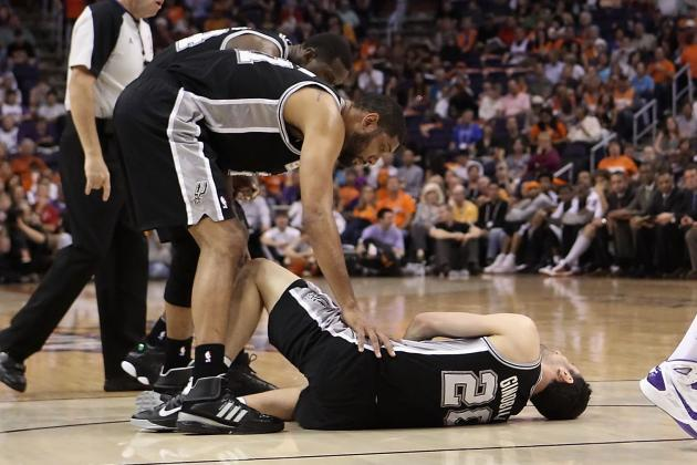 NBA Implementing Rule to Regulate Flopping