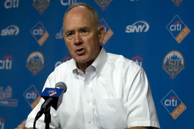Sandy Alderson Discusses His Upcoming off-Season Strategy