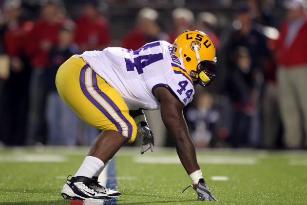 LSU Fullback J.C. Copeland to Miss Time with Leg Injury