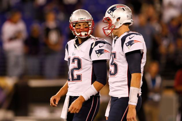 New England Patriots Repeating Brian Hoyer Mistake with Ryan Mallett?