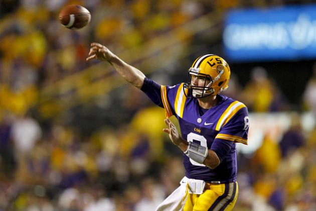 Zach Mettenberger Idolizes Jarrett Lee