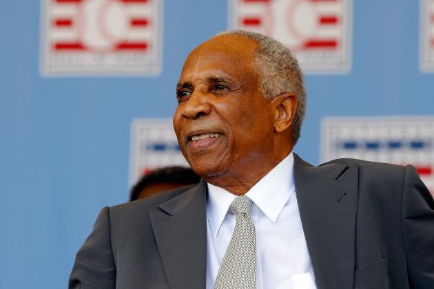 Frank Robinson to Throw out First Pitch at Nationals' Home Playoff Opener