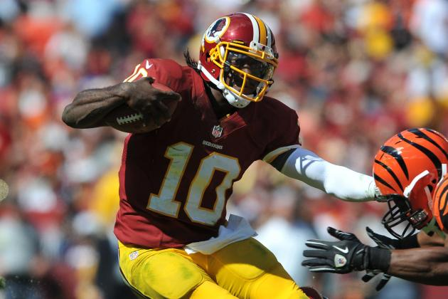 Washington Redskins: Stats That Matter Through Week 4