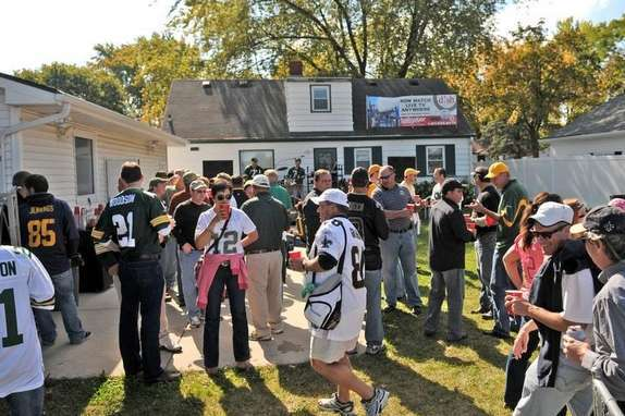 Ashwaubenon Considers Permits for Packers Party Houses