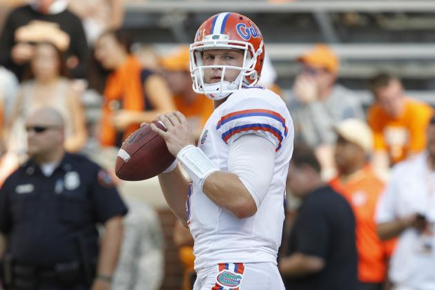 Driskel Has Been a Key in Gators' Ascent