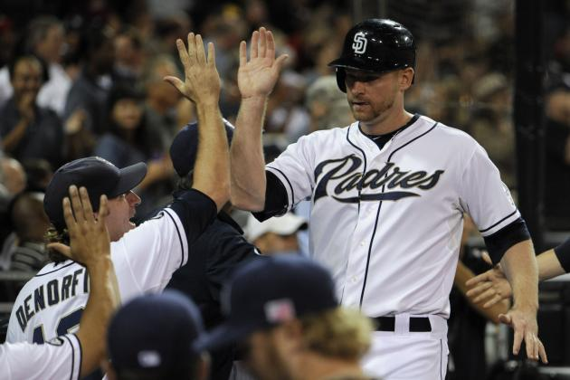 San Diego Padres Should Trade Venable and Forsythe, Keep Headley and Quentin