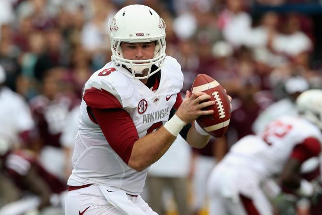 Arkansas or Auburn: Which Team Can Turn It Around in 2012?