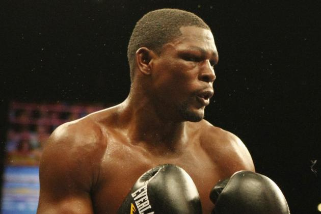 Ex-Middleweight Champ Taylor Back Oct. 12