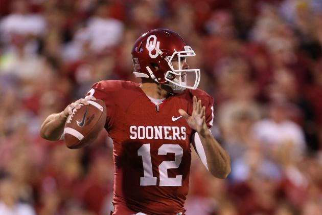 OU Football: How Landry Jones Bounces Back After a Loss