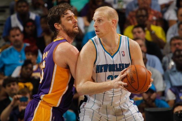 Chris Kaman, Brandan Wright Take Steps Toward Return