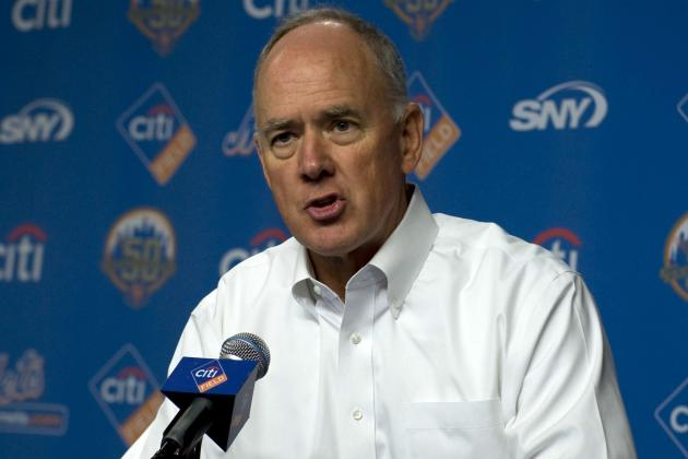 Mets GM Alderson Sets Signing Wright, R.A. Dickey as November Priorities
