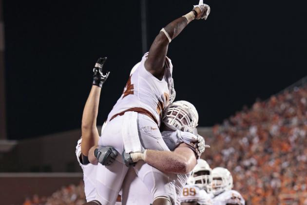 Report: Big 12 Official Apologizes for Botched Call in Texas vs. Oklahoma State